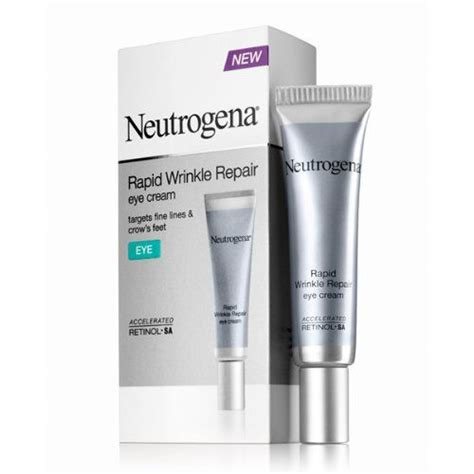 Neutrogena Rapid Wrinkle Repair Anti Wrinkle Eye Cream Uk
