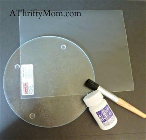 personalized glass cutting boarddiy  thrifty mom