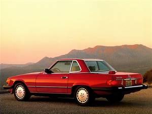 Mercedes 560 Sl : 1986 89 mercedes benz 560 sl north america r107 39 1985 89 ~ Melissatoandfro.com Idées de Décoration