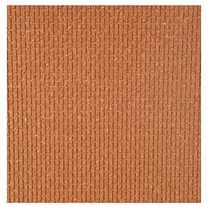 Pannello sughero muro mattoni piccoli 100x40x1 vendita online su HOLYART