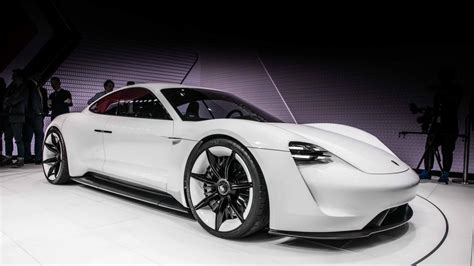 porsche car 2018 this is the mission e porsche 39 s 600bhp all electric