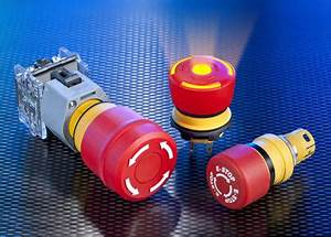 Bouton Arret D Urgence : bouton d 39 arr t d 39 urgence interrupteur arr t d urgence et ~ Nature-et-papiers.com Idées de Décoration
