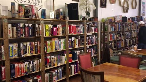 tabletop board game cafe youtube