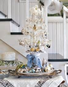 unique kitchen decor ideas 33 exciting silver and white tree decorations