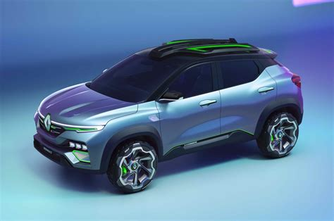 2020 Renault Kiger concept image gallery - Autocar India