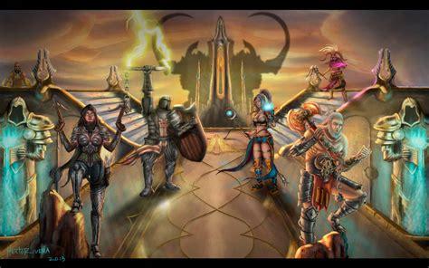 Hectorivera Fan Art Diablo 3 By Itzaspace On Deviantart