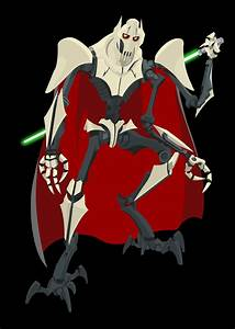 General Grievous by witchking08 on DeviantArt