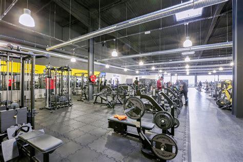 la musculation du fitness park garges les gonesse salle