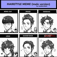 HD Wallpapers Hairstyle Drawing Meme Hdcdesktopfdesignml - Hairstyle drawing meme