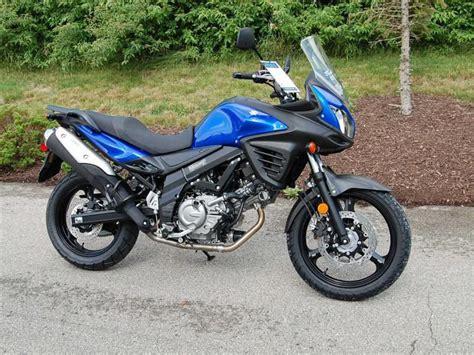 Suzuki 650 Dual Sport by Buy 2013 Suzuki V Strom 650 Abs Dual Sport On 2040 Motos