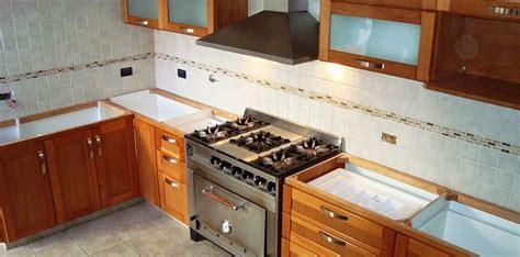 roble natural muebles de cocina  medida en madera roble