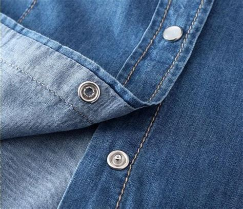 womens chambray shirt top denim shirts  blouses long