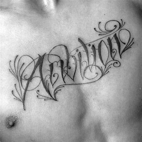 ambition tattoo design ideas  men word ink ideas