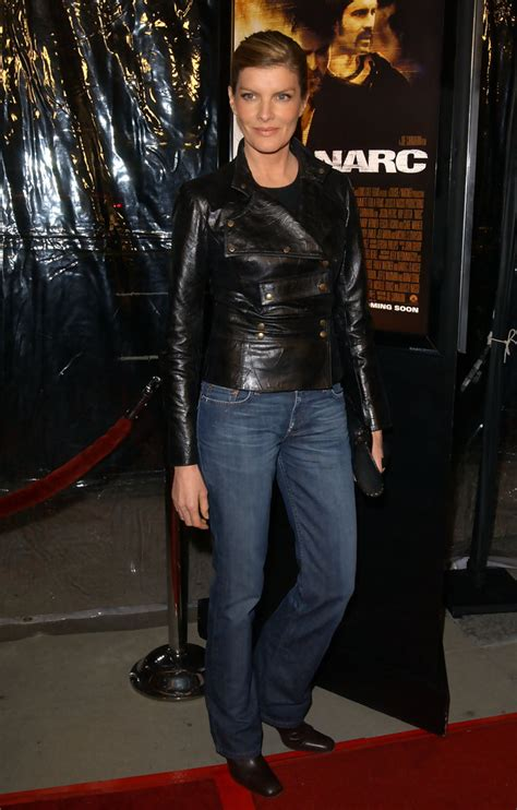 rene russo boots thomas crown rene russo photos photos premiere of narc zimbio