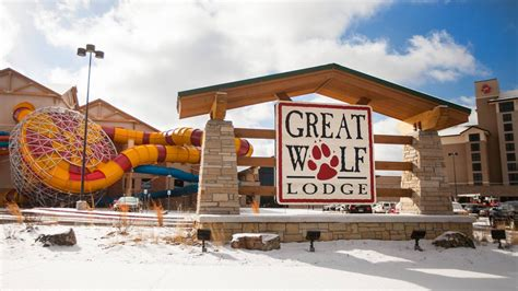 Best Water Park  Great Wolf Lodge Sportsandrecreation