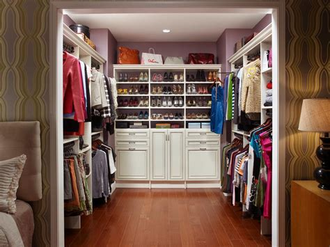 Inside Closet Storage by A Closet That Fits Your Needs Hgtv