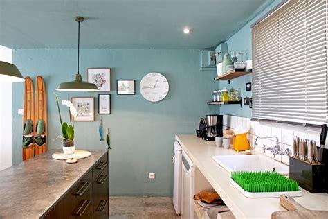 couleur de cuisine tendance peinture pour cuisine 5 idées de couleurs tendances en