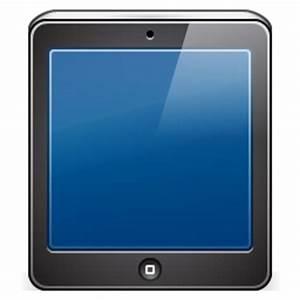 Ipad Black / Apple Festival / 128px / Icon Gallery
