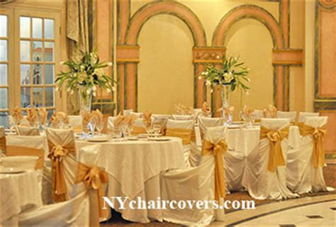 ny chair covers rental 1 49 wedding linens sashes rentals