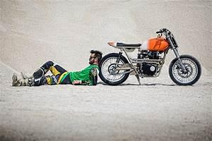 Avignon And On  Volpi Motorcycles U2019 Honda Cb350 Tracker