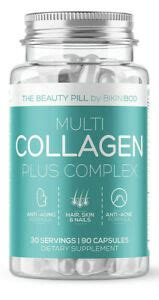 multi collagen  complex anti aging hair skin