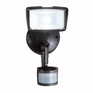 All Pro Led Dusk To Dawn Security Light All Pro 110 Degree Bronze Motion Activated Sensor Outdoor
