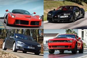 The fastest accelerating cars in the world 2017 | Auto Express