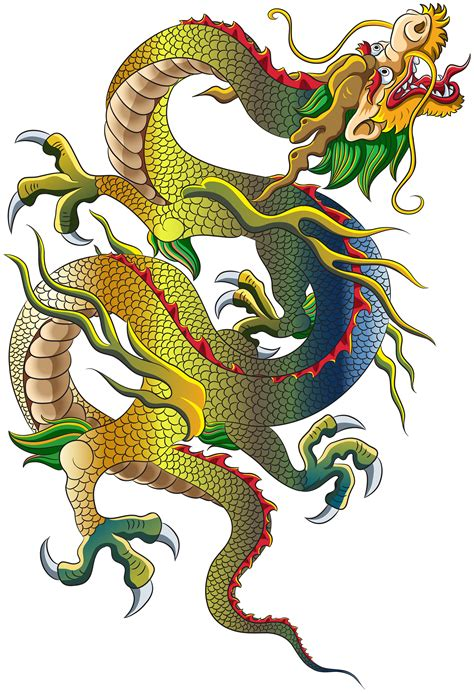 chinese dragon png clip art  web clipart