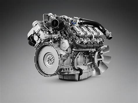 Nuovo Motore Scania V8