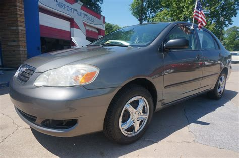 2008 Toyota Corolla Ce by 2008 Toyota Corolla Ce Airport Auto Sales Used Cars For