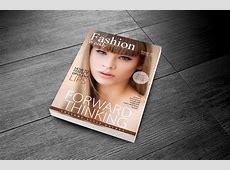 Free Fashion Magazine Template Graphic Google Tasty