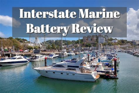 interstate marine battery prices review  updated