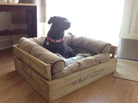 Best Wood Dog Bed Ideas On Pinterest Dog Bed, Dog Beds And ...
