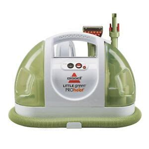 Bissell Upholstery Cleaner by Bissell Green Proheat Portable Carpet And