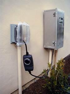 Low voltage outdoor lighting transformer interior design