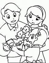Pages Coloring Parents Grandparents Valentine Parent Clipart Happy Printable Valentines Children Printables Obey Handipoints Dad Sheets Clip Mother Father Cat sketch template