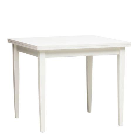 tavolo libro tavolo quadrato 90x90 allungabile a libro per cucina