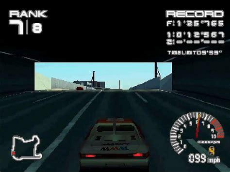 ridge racer type   game gamefabrique