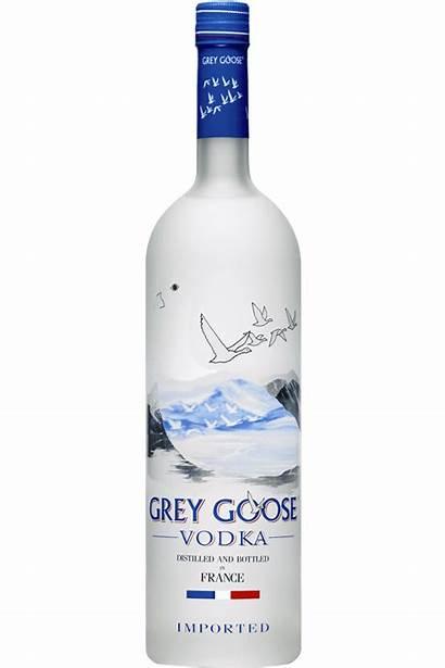 Goose Grey Vodka 75l