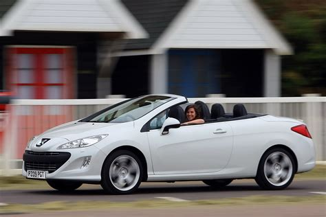 Peugeot Has Added A New Engine To The 308 Coupe-cabriolet