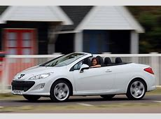 Peugeot Has Added A New Engine To The 308 CoupeCabriolet