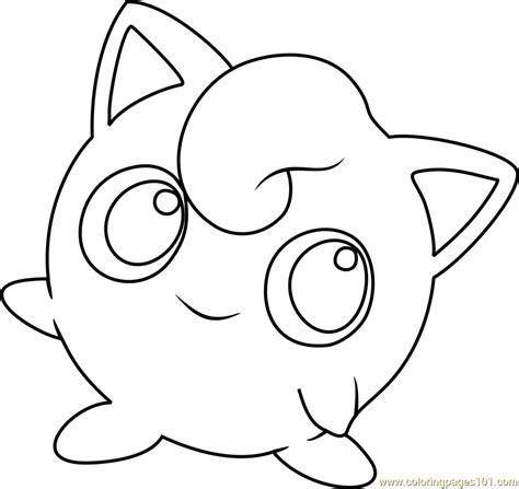 jigglypuff  images pokemon coloring pokemon