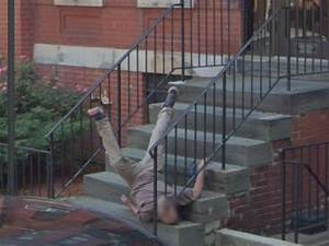 Man's Fall Down Hoboken Staircase Captured On Google Maps ...