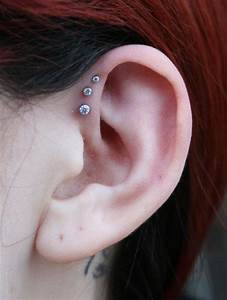 Top 10 Different Ear Piercing Types - ListDen