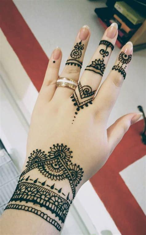 henna sch 246 n diy ideen designs und motive f 252 r anf 228 nger homdeko design ideas einfache