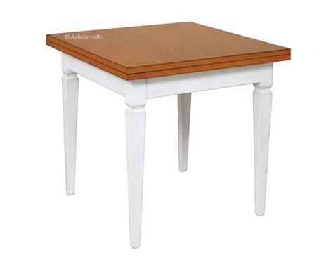 tisch ausziehbar holz esstisch quadratisch 2 farbe 80x80 cm tisch aus holz ausziehbar als buch 160x80 cm esstisch