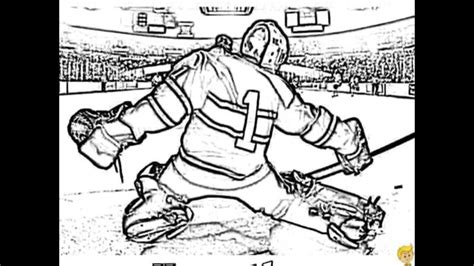Other Printable Images Gallery Category Page 138 Hockey Coloring Pages Coloring Pages