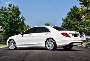 AG Luxury Wheels Mercedes Benz S550 AGL25 Duo Block