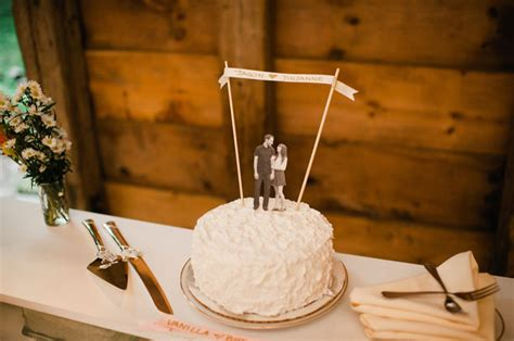diy and customisable wedding cake toppers chic vintage