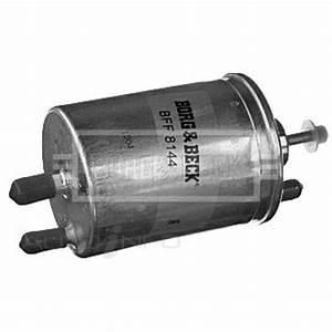 Chrysler Crossfire Fuel Filter Location